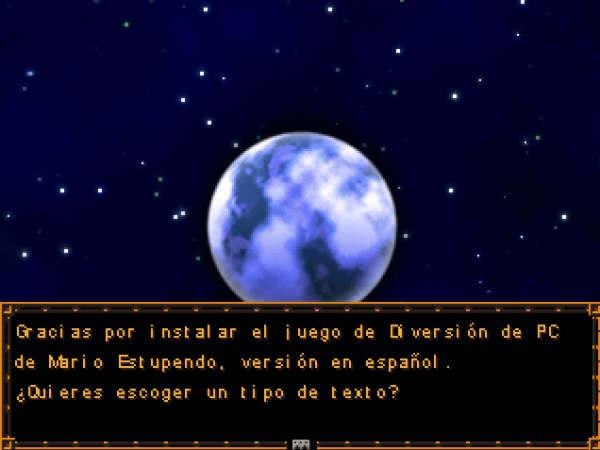 Esto es una captura de pantalla del videojuego.