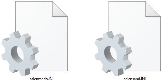 Esto es una imagen sacada de un recorte, mostrando dos iconos de los archivos con sus nombres y extensiones.