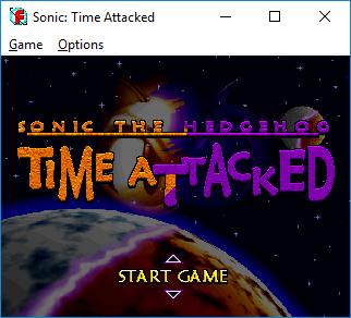 Esto es una imagen de captura de pantalla, mostrando la pantalla de título del videojuego.